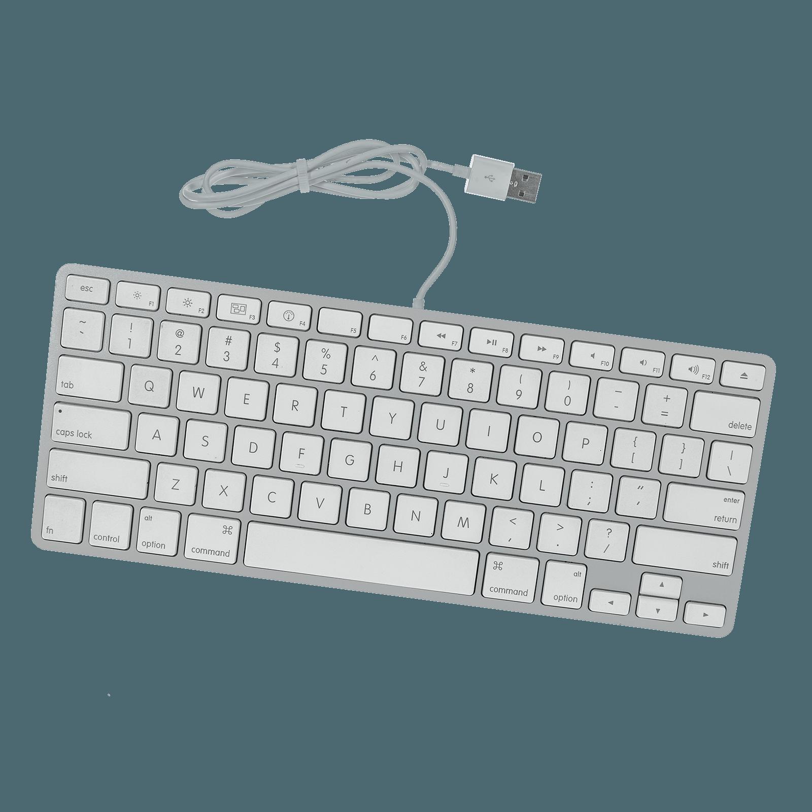 Apple Wired Keyboard + USB Ports (A1242)