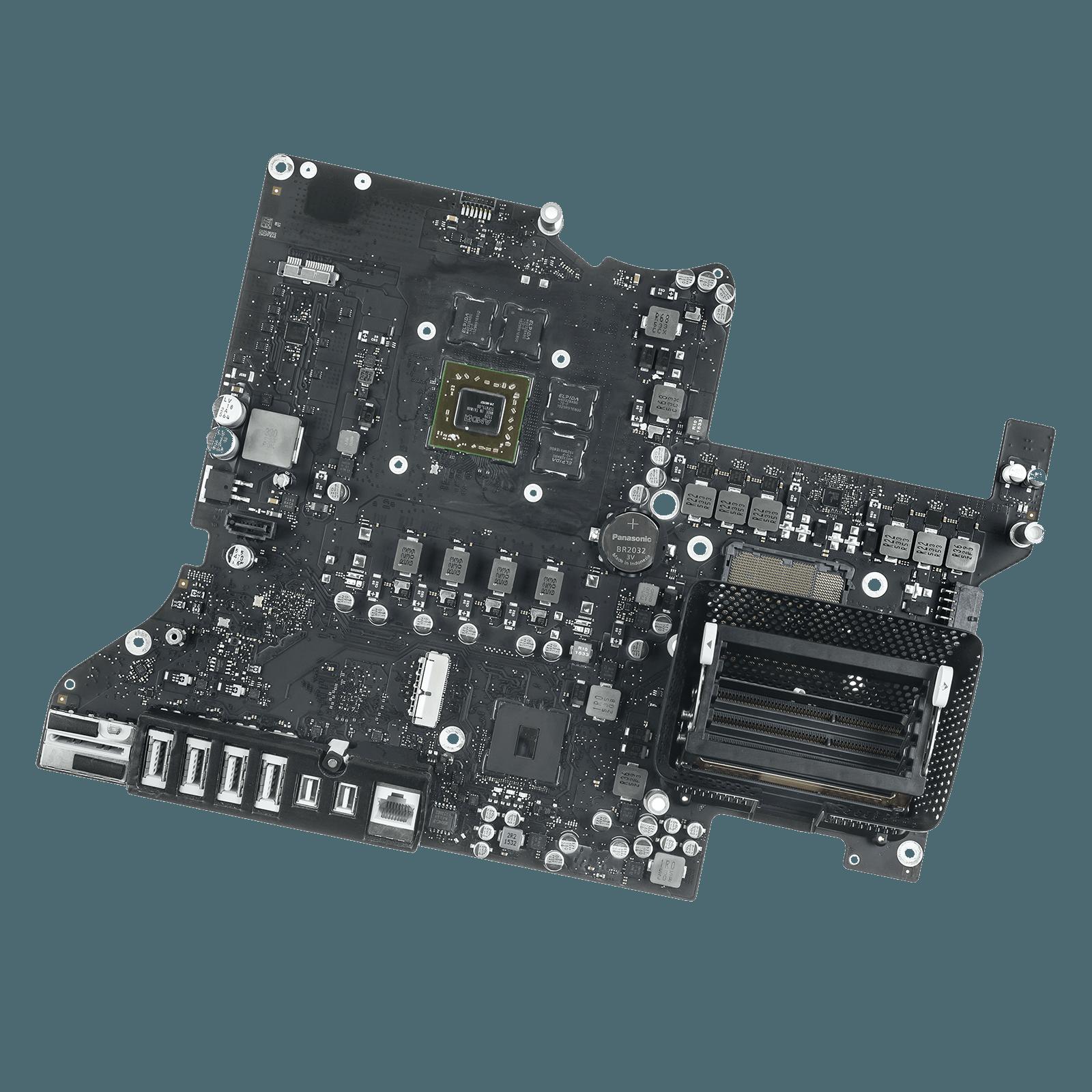 Logic Board Base (AMD Radeon R9 M390)