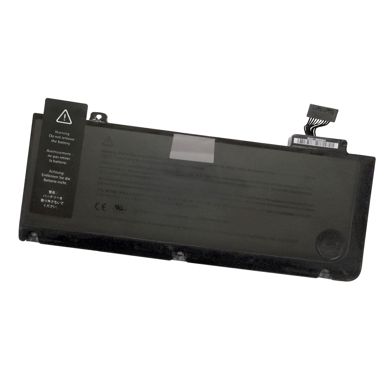 661 5229 battery a1322 apple macbook pro 13 mid 2009 mid 2010 early 2011 late 2011 mid