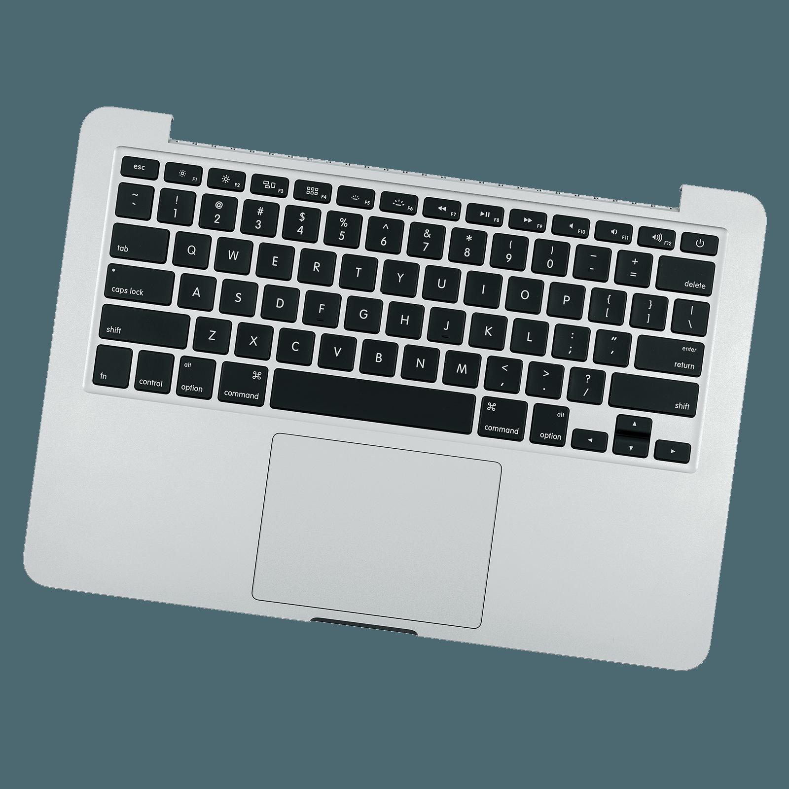 "020-00011 13/"" MacBook Pro Retina A1502 Top Case Keyboard Battery Trackpad 2015"