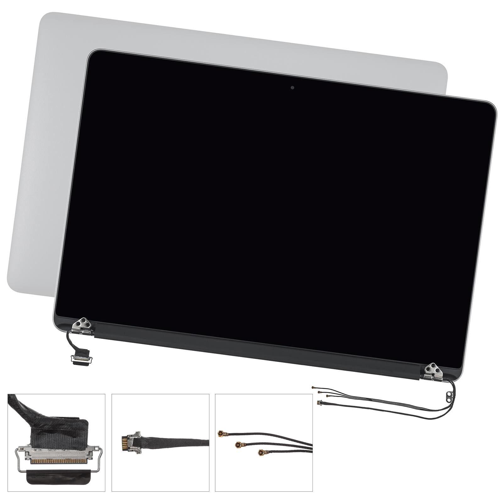 """Grade B Glossy LCD LED Screen Display Assembly for MacBook Pro 17/"""" A1297 2009"""