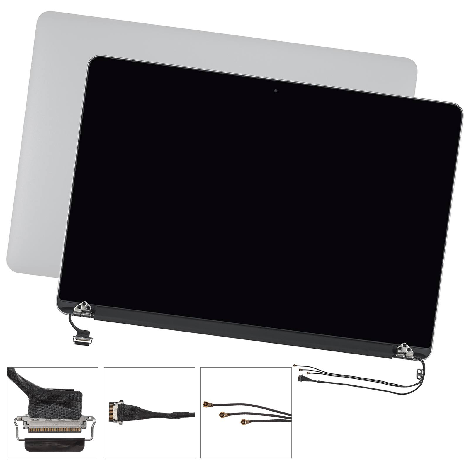 """Complete 15"""" Display Assembly"""