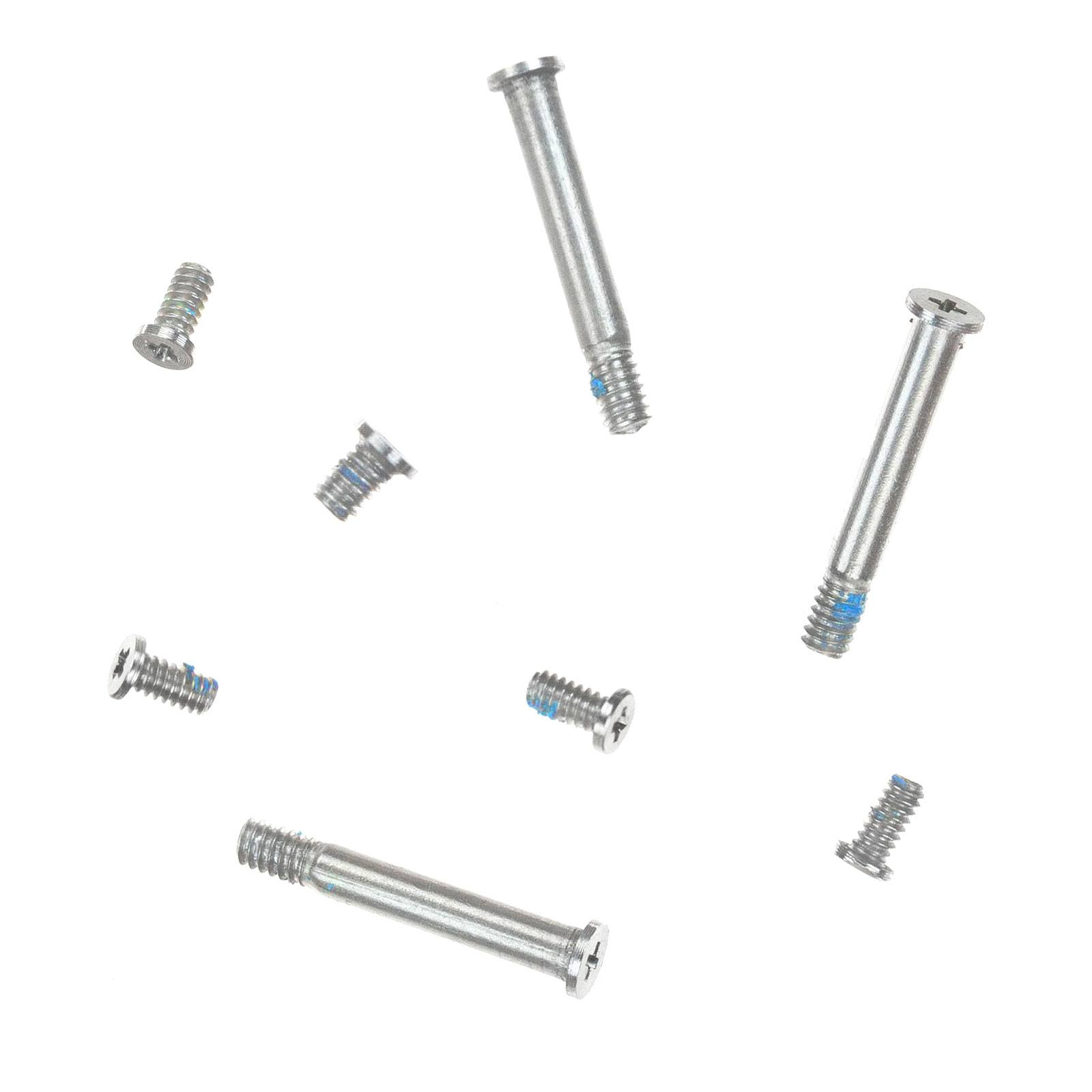 Bottom Case Screws (PH000 Phillips)