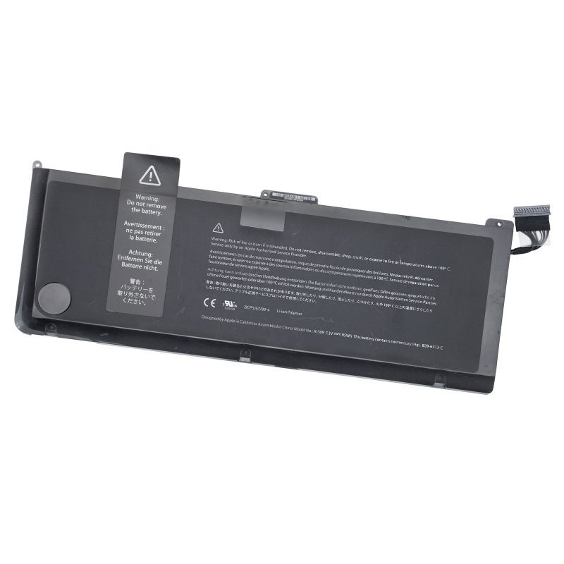 "apple macbook pro unibody 17"" a1297 early mid 2009 2010 battery a1309"