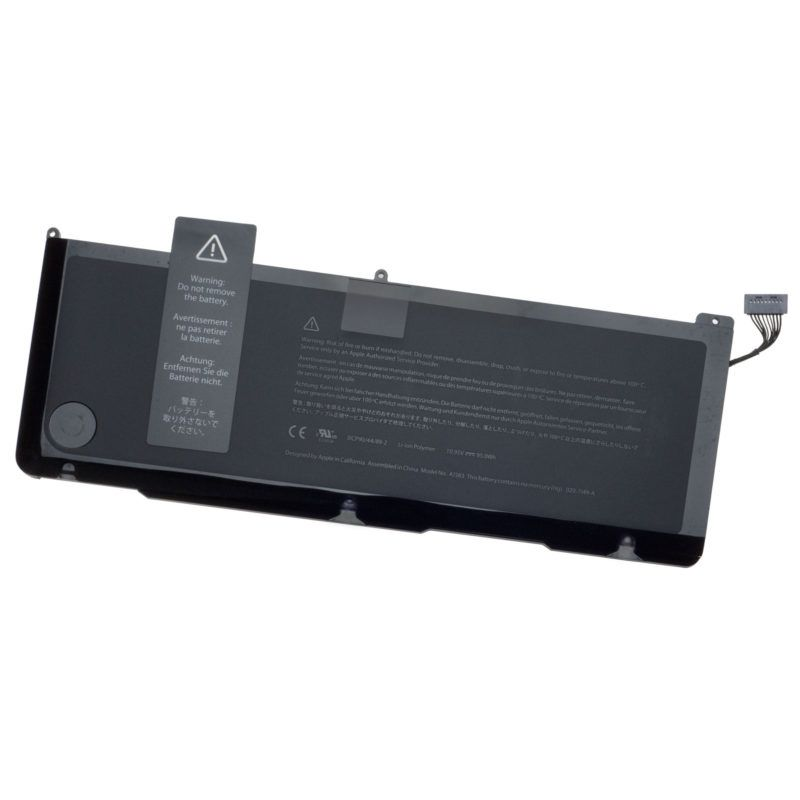 """Battery A1383 MacBook Pro Unibody 17"""" A1297 Early 2011 Late 2011 genuine replacement parts oem original"""