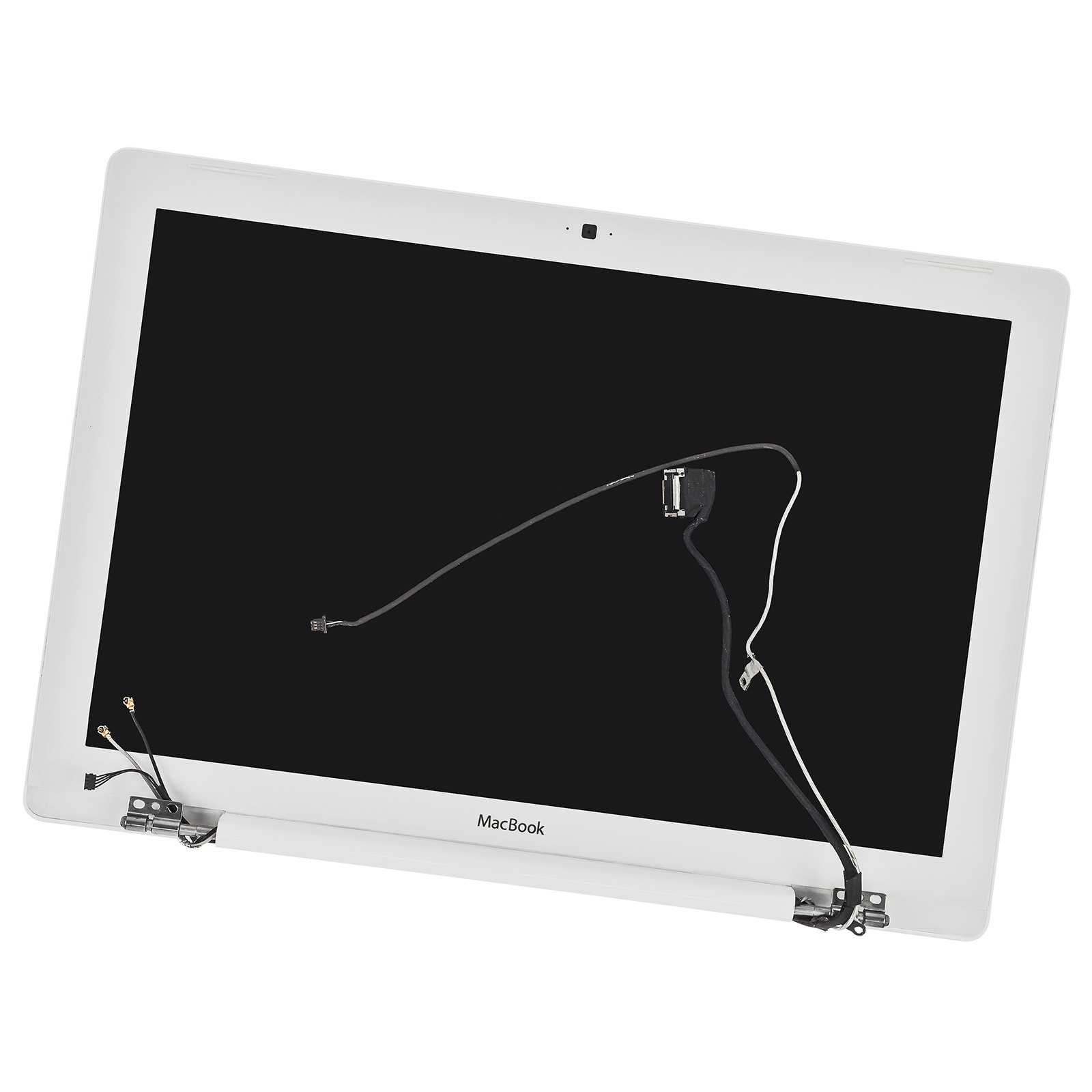 "Complete 13"" Display Assembly (White)"