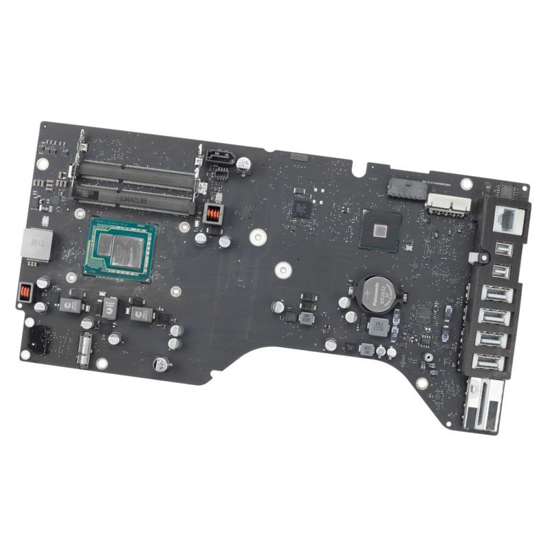 """2.7GHz intel core i5 logic board mother board Apple iMac 21.5"""" A1418 Late 2013 apl oem original genuine replacement parts part"""