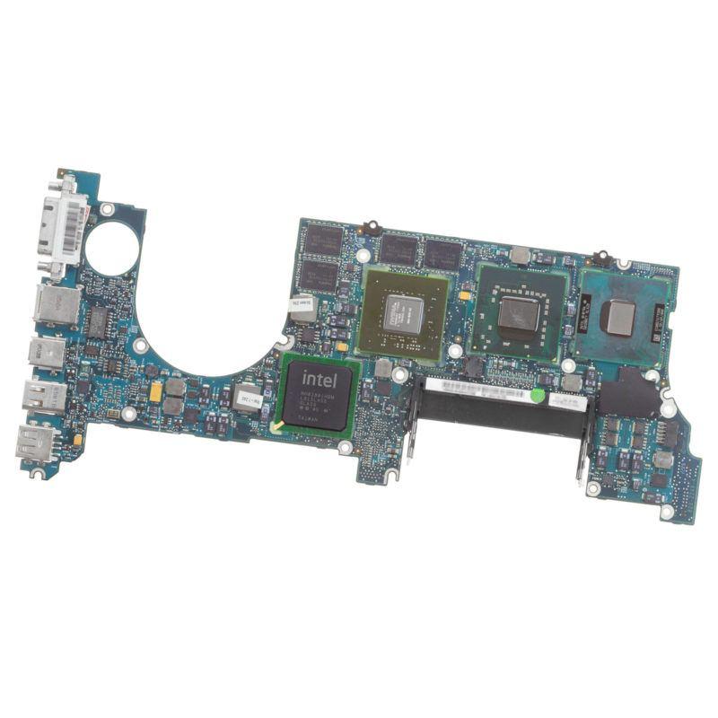 """2.5GHz Core 2 duo logic board motherboard macbook Pro 15"""" A1260 apple Early 2008"""