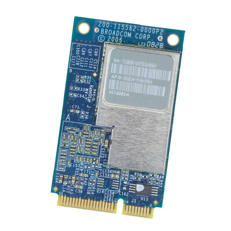 """Wireless WiFi AirPort extreme card Apple MacBook Pro 15"""" A1260 Early 2008 apl oem original genuine replacement parts"""