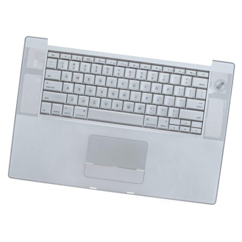 """Grade B top case keyboard apple macbook pro 15"""" A1260 Early 2008"""