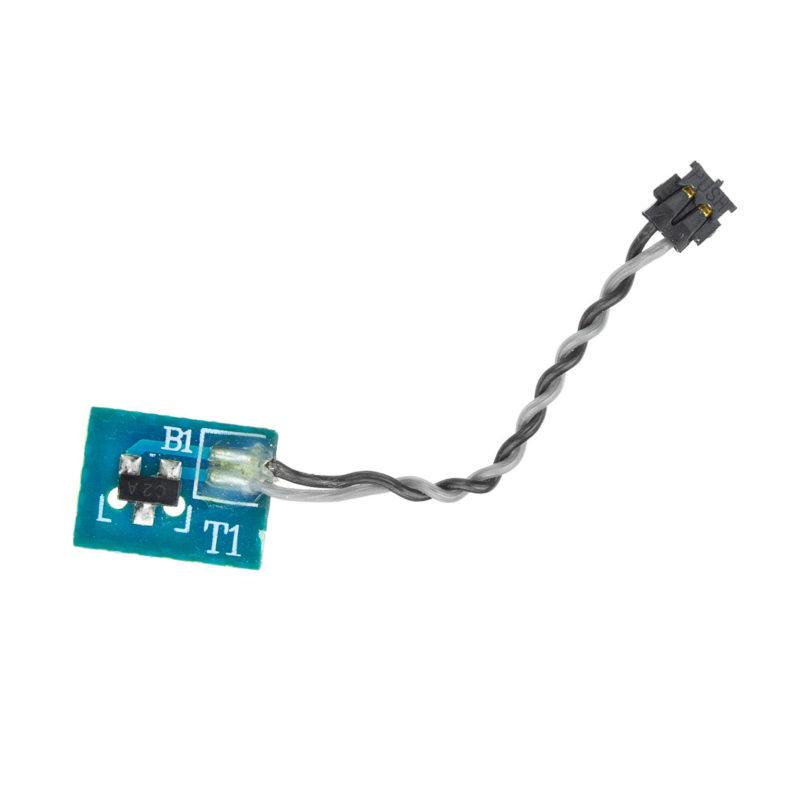 """Left bottom case thermal sensor cable apple MacBook Pro 15"""" A1260 Early 2008 apl oem original genuine replacement parts part"""