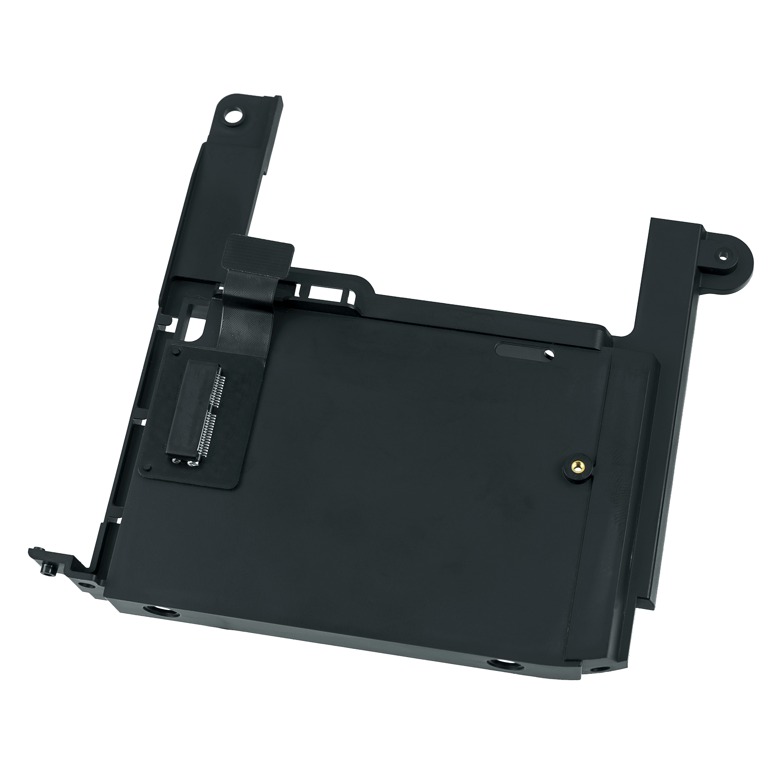 Hard Drive Carrier with SSD Connector