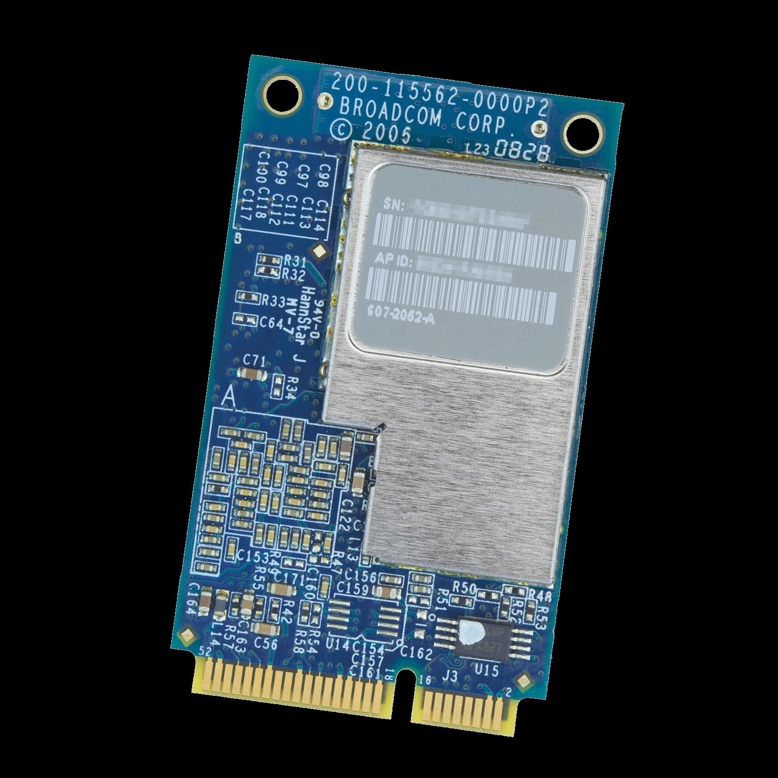 Apple MacBook Pro A1260 MB133LL//A  WiFi Wireless Card 607-2052-A 020-5280-A